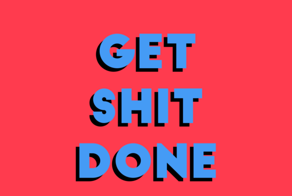 How to get shit done ? Même quand vous n'avez pas la motivation - Carbone Theory, blog développement personnel
