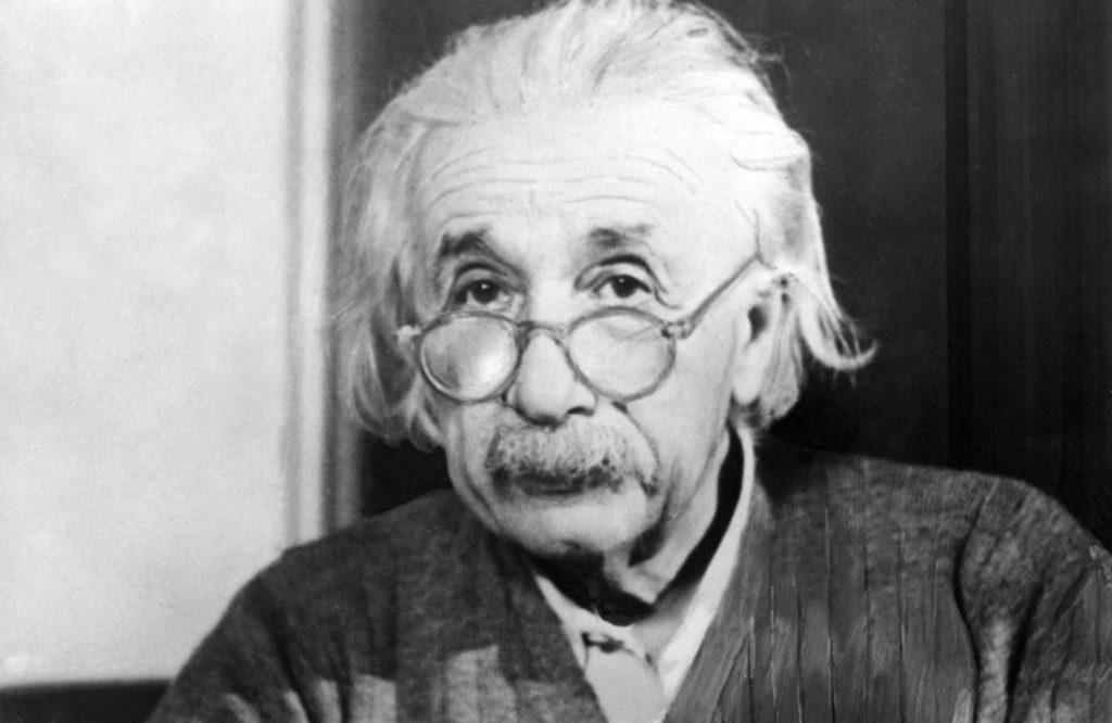 Albert Einstein, la succès après l'échec - Carbone Theory, blog coaching et développement personnel