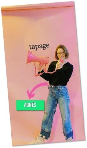 Comment Agnès a dépassé sa peur de parler en public pour lancer Meufs Mortelles ? Carbone Theory, blog développement personnel et coaching