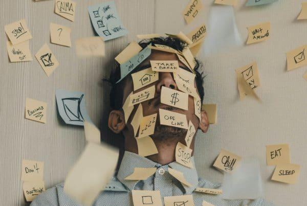 Comment Le Stress Agit-Il Sur Notre Cerveau ?